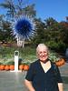 Dallas Arboretum - Chihuly Exhibit