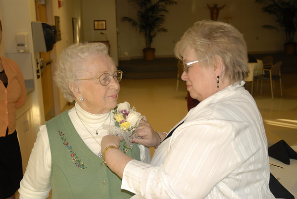 Theda Laubach 90th Birthday Celebration