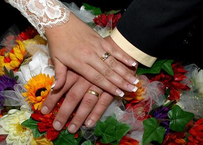 Theresa and Daniel's Wedding 10-20-07