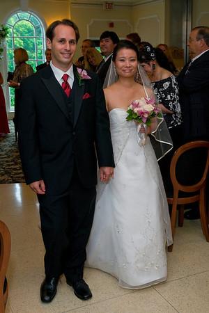 Ariane and Ben's Wedding, August 22, 2009, Part 1