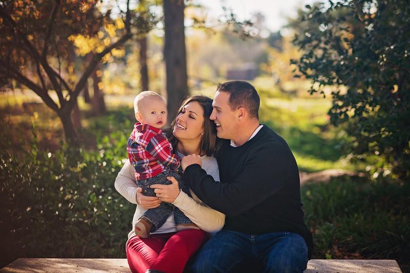 Thigpen Family Portraits 2016