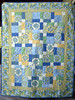 Linda's latest quilt creation.