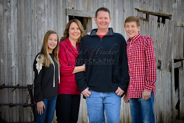 Thomas Family~12/5/15