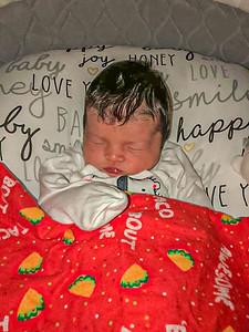 Brie baby sleeper