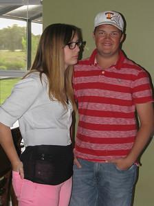 Bethany & boyfriend
