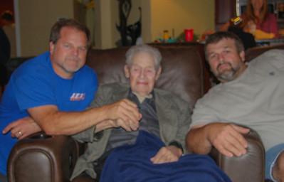 Grandpa & boyus