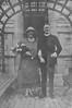 1924 Oct 11 Marriage Millicent Payne & Harold Bridgett-5
