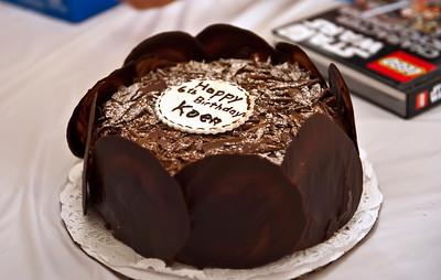 Thong's Birthday