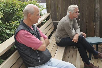 Bill Edmonds and Rand Thomson