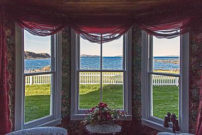 Parlour window