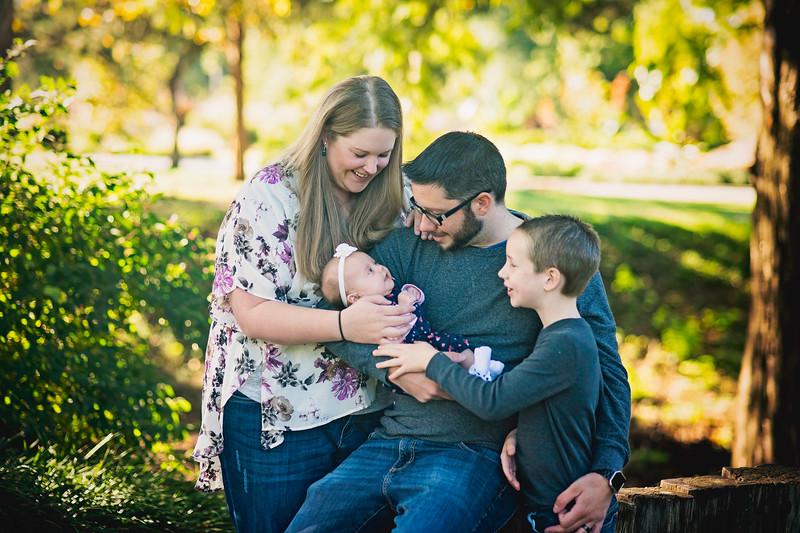 Tidmore Family Portrait