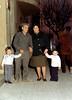 Abuelos con Luis y Julio