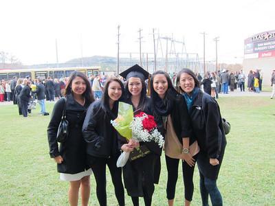Tiffanie's Graduation 17 Dec 2010