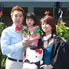 Tiffany and Daddy Eugene at mommy Linh's Graduation from Carleton University.
