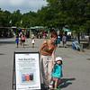 Tiffany at the Toronto Metro Zoo.