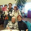 Having Dim Sum with Great Grandma Lee
