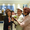 Tiffany was so happy meeting Aunties Yuen and Beryl that she was practically in tear !