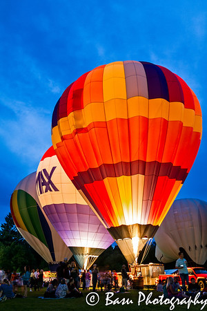 Tigard Hot Air Balloon Fest