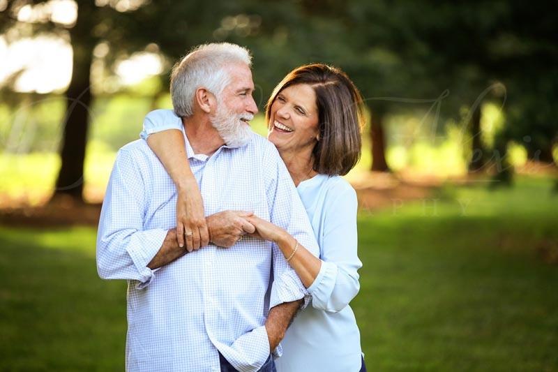 Tim and Kathy