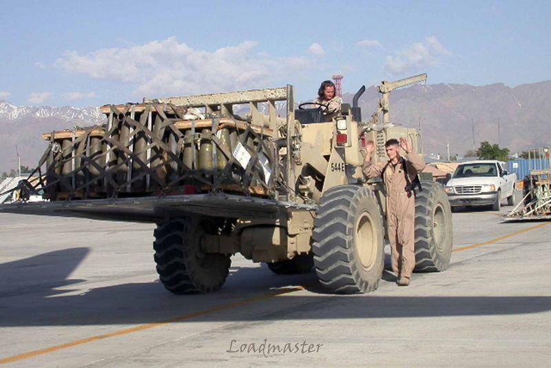 Loadmaster - April 2005