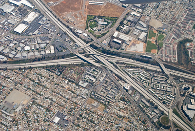 Some serious freeways here!