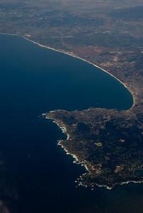 Monterey Bay and Peninsula