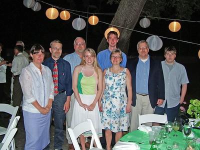 Marita, Bruce, Don, Julie, Ben, Marcia, Ron and Ken