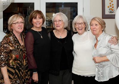 The Sisters Jennissen; Betty, Maria, Mary, Jo, and Tina