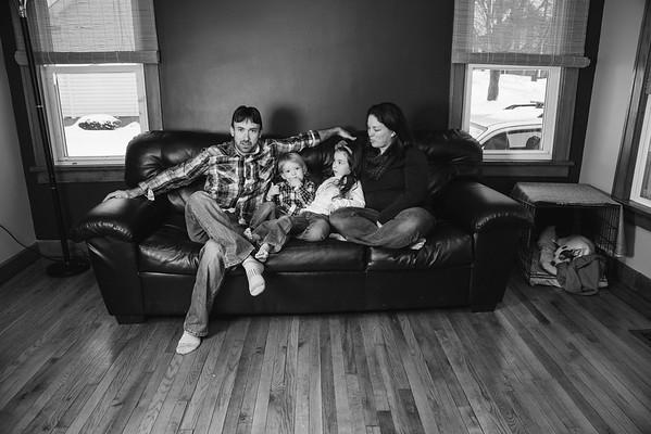 Todaro Family January 2015