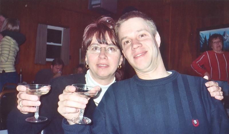Todd and Lori