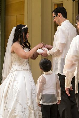Todd and Tess Wedding