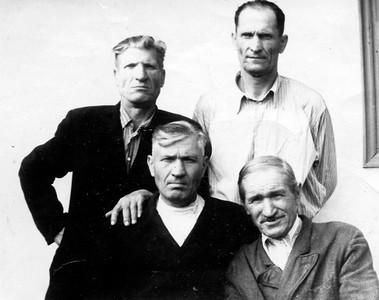 Brothers - Kanor, Nikolai, Serge, Ivan Todositchuk