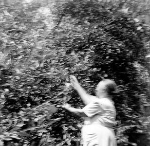 Berta Kozlenk (Steinke), Peru, Indiana 1954?