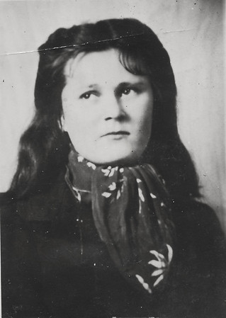 Helen Mazarenko's Sister, died during WW II in Europe