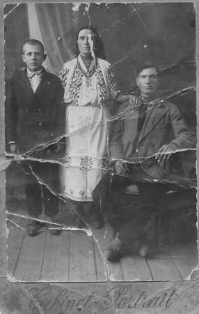 Sascha, Oxana and Sergei Todositchuk