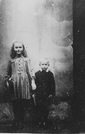 Lydia and Alex Steinke (Todositchuk) Stokerau, Austria - 1945