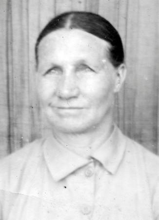 Berta Kozlenko (Steinke), Puerten, Bavaria - 1948
