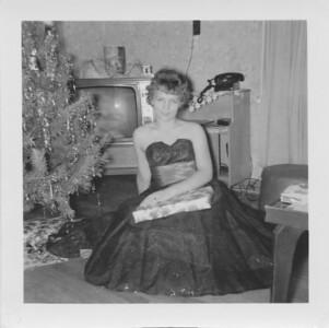 Olga Bondar - HS Dance - Peru, Indiana - about 1964