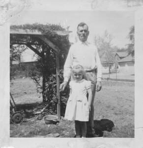 Olga Bondar and Michailo Kozlenko - Peru, Indiana -1954