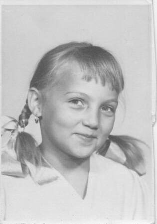 Olga Bondar - Peru, Indiana - 1957