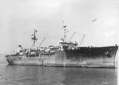USAT General LeRoy Eltinge - circa 1950a
