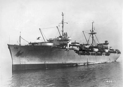 USAT General LeRoy Eltinge - circa 1950