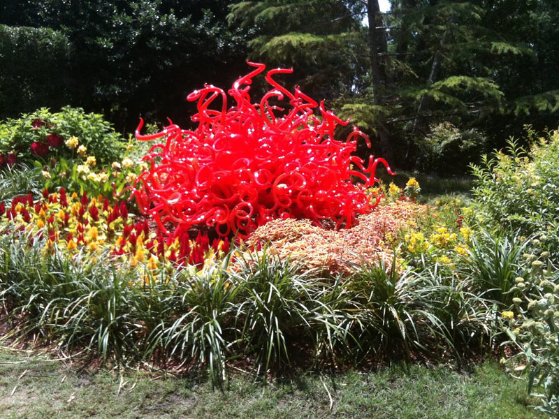 Botanical Garden  in Dallas