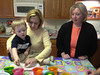 Coloring Easter Eggs,  with Jennifer Meyers Sullivan and Julee Meyers-Kistler
