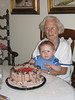 August 24 - Celebrating Great Grandma Meyers' 92nd