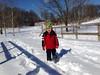 Having some fun in the sun & snow