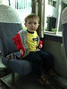 Busses and bullet trains - Samuel enjoys trip to Tokyo