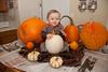 Having fun Pumpkin Carving - October 30, 2011