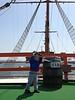 Harbor Cruise with Samuel