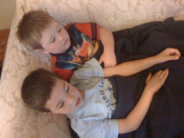 The Knotts boys